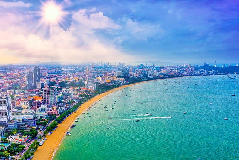 芭達雅 Pattaya