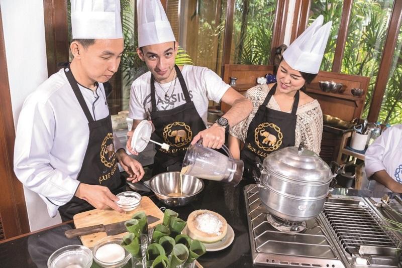 泰式烹飪學校