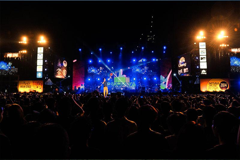 芭達雅國際音樂節