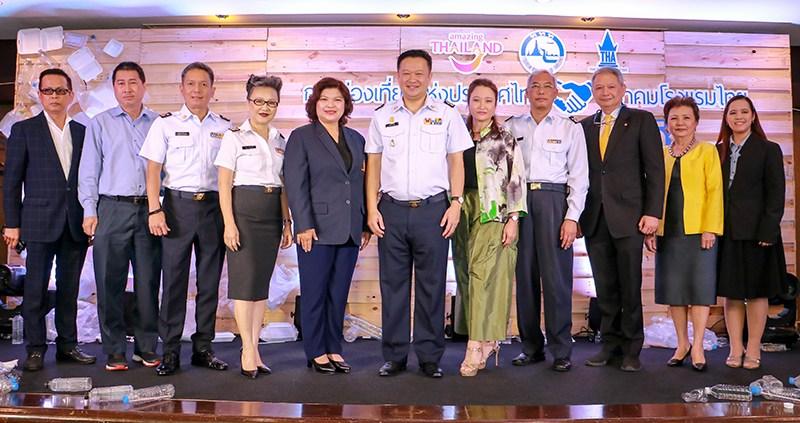 泰國觀光業組織加強對塑膠製品的戰爭