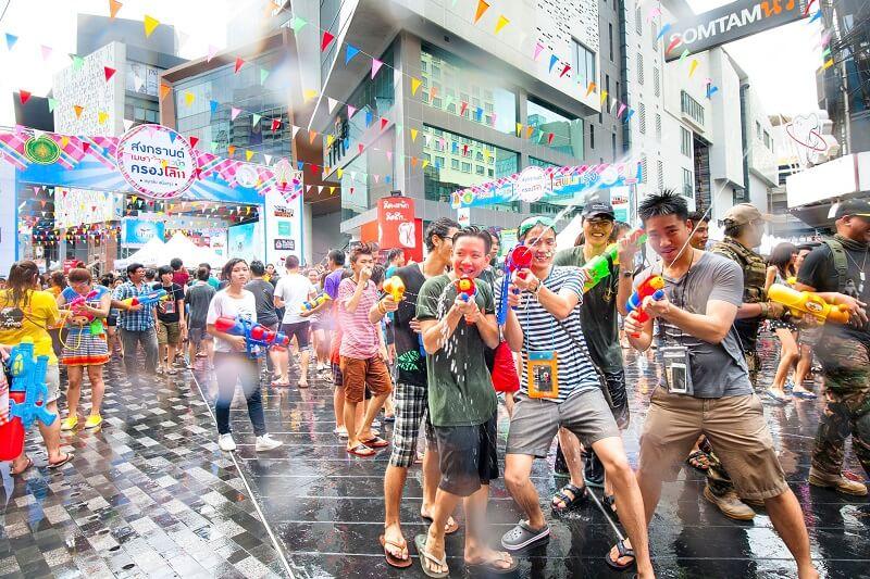 泰國新年 - 潑水節