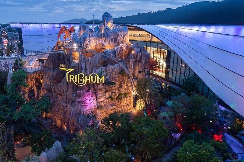 """普吉島全新主題公園""""TRIBHUM魔幻三界""""以互動科技將傳奇與幻想融為一體"""