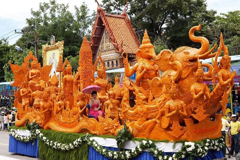 7月份泰國節慶活動