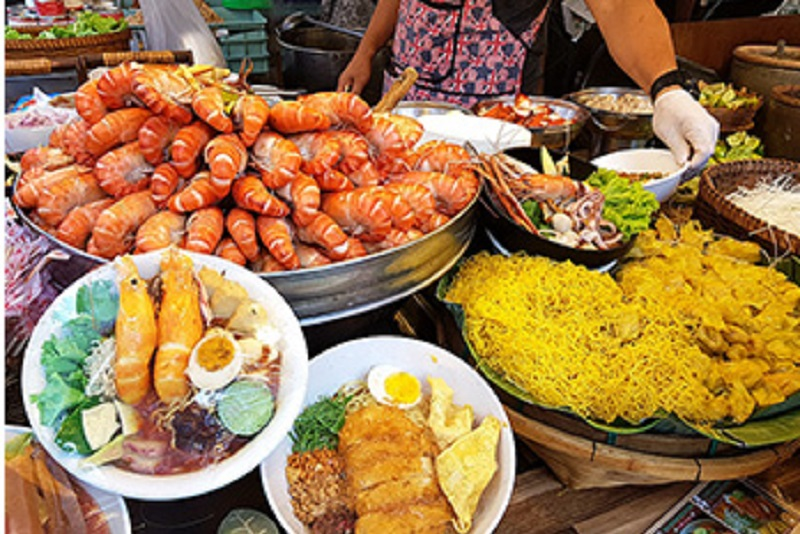 曼谷小吃的魅力無法檔,連米其林廚師都讚不絕口!
