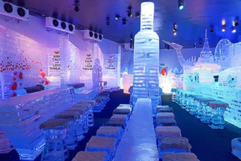 芭達雅的神奇冰雪奇緣暹羅天堂,Frost Magical Ice of Siam
