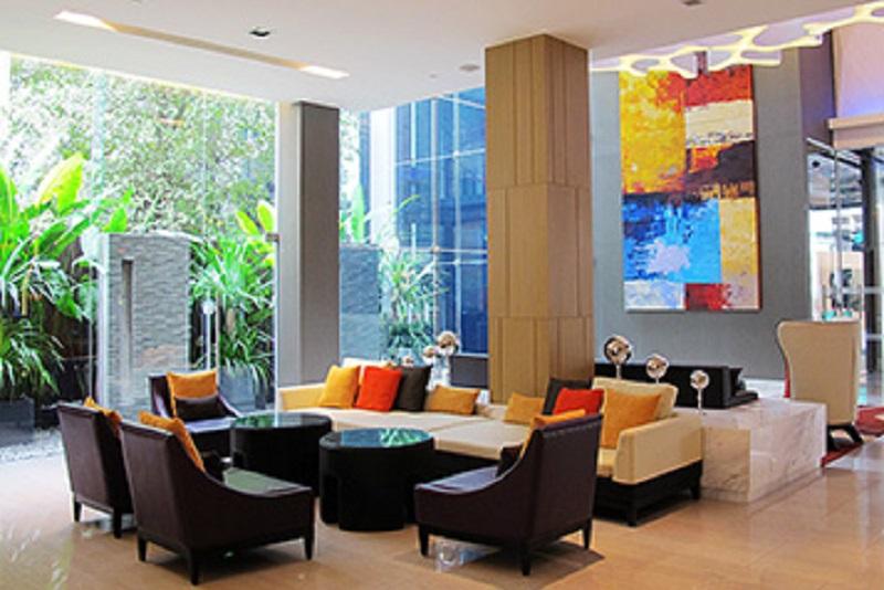 曼谷平價版喜來登飯店,就是要你好住又好睡