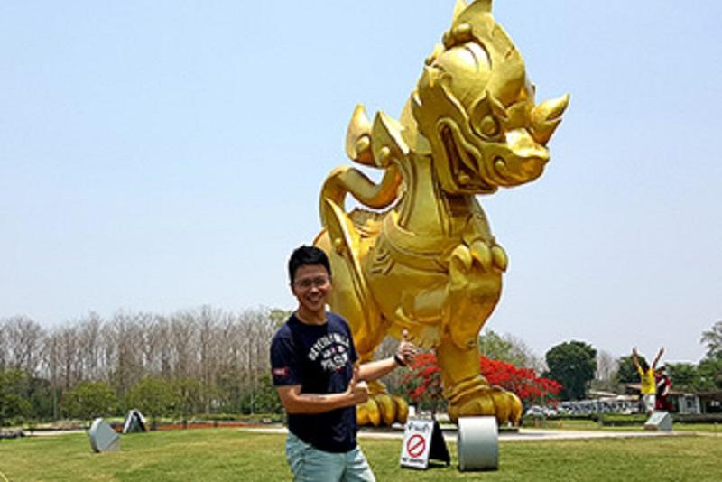 泰國的聖獅公園做了這件事,讓清萊的少數民族眼泛淚光!