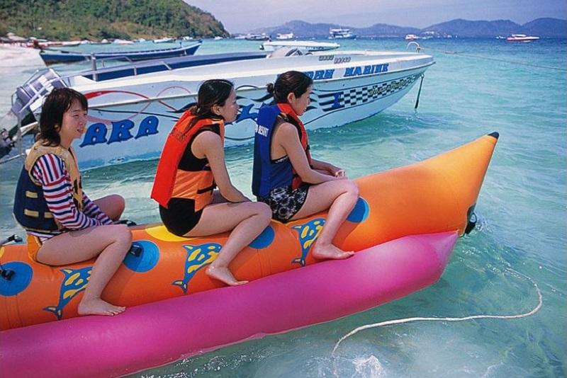 瑚島,只離普吉島15分鐘的快樂天堂