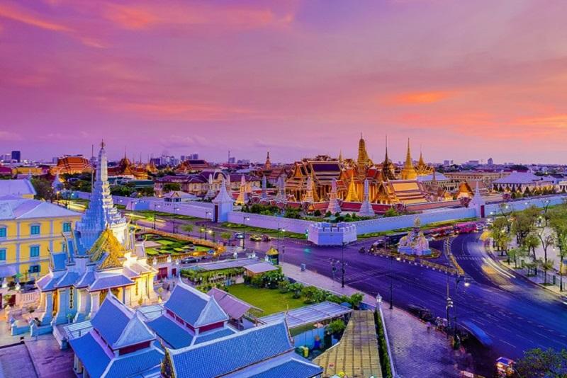 """泰國在""""英國旅遊周刊""""的""""世界最佳旅遊景點""""問卷調查排名中名列前茅"""