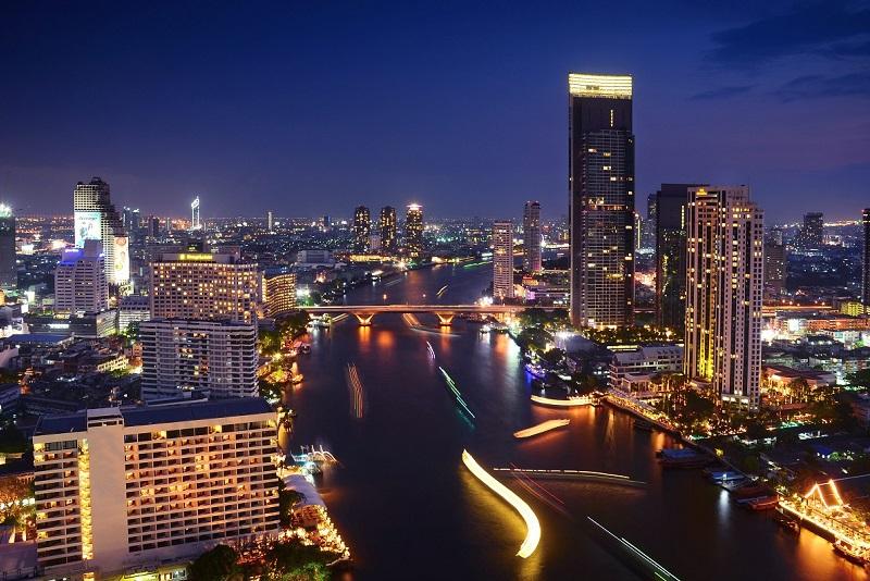 2018 泰國旅遊交易會  泰國觀光局亞洲暨南太平洋地區國際行銷副局長Mr. Chattan Kun