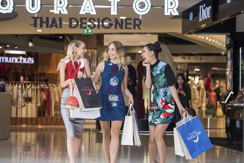 曼谷市中心新增設三個外國遊客 購物退稅臨時服務處