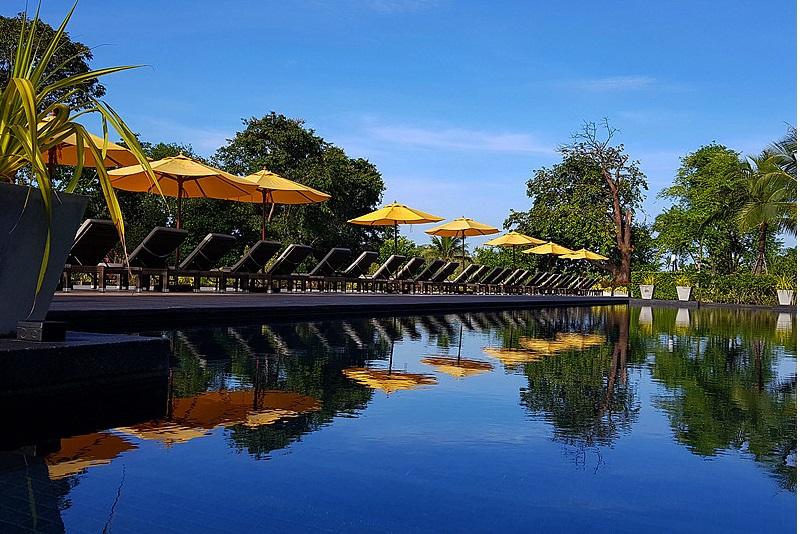 在喀比The Shellsea Resort度假,就是要哉焉焉泰悠閒
