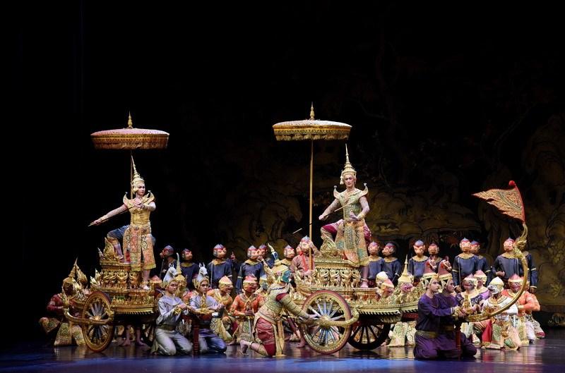 2019年慶祝'箜'面具舞蹈戲劇的全年度活動已經規劃好