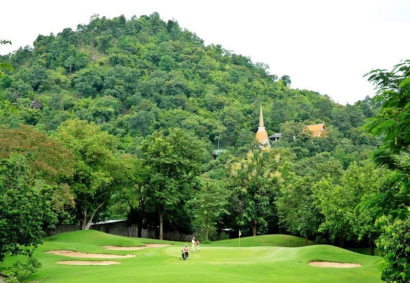 2019華欣高爾夫球節