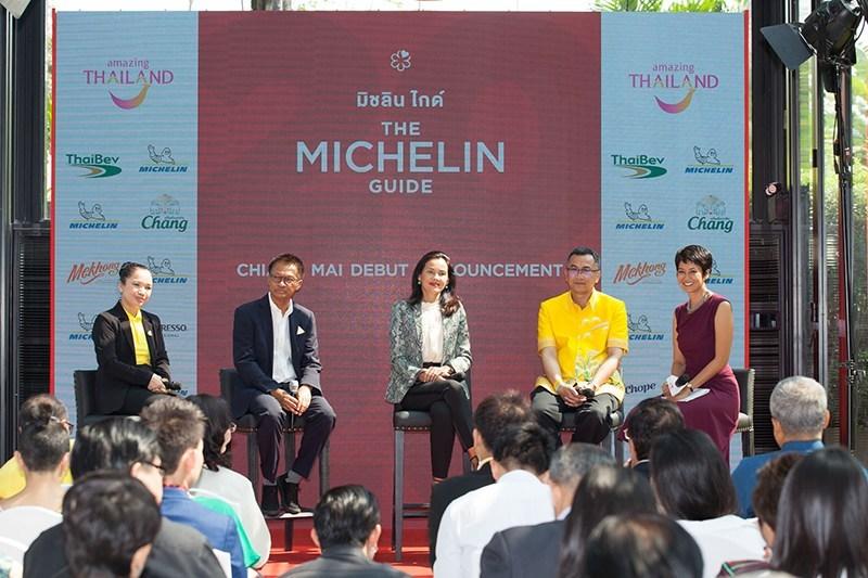 泰國米其林指南即將到來的2020年版本將延伸至清邁