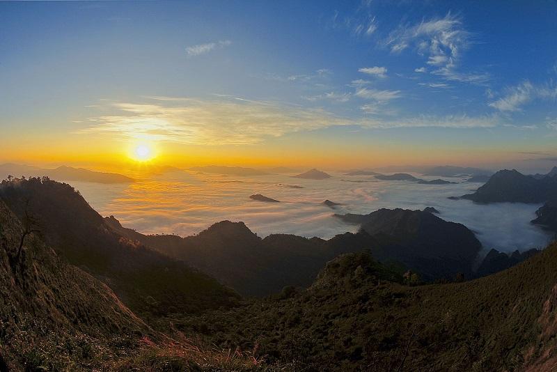 推薦觀賞泰國北部霧海的7個最佳地點