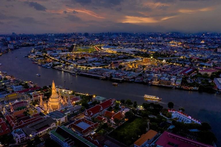 """泰國景點、飯店和旅館在""""2019年世界最佳獎""""中表現令人驚艷"""