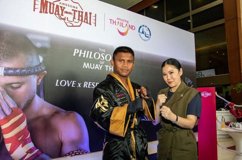 泰國觀光局為觀光客推出「了不起的泰拳」指南