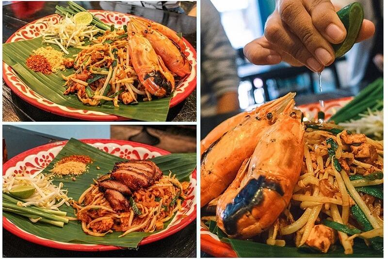 遊覽曼谷湄南河的同時像當地人品嚐一樣的美食