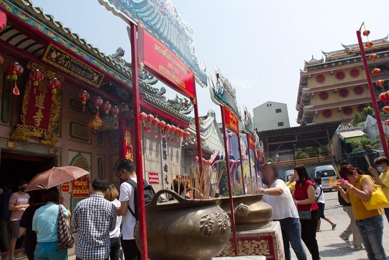 泰國的旅遊和旅行活動照常進行