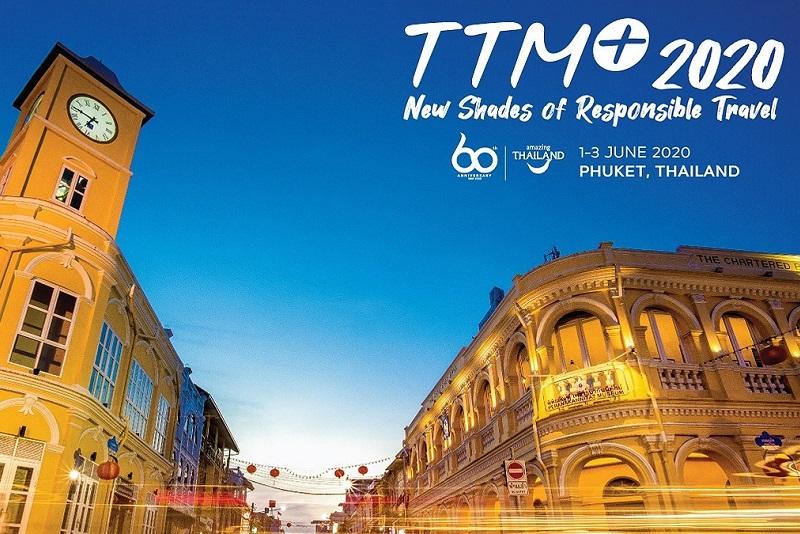 泰國觀光局首次選擇普吉島作為2020泰國旅遊貿易博覽會TTM+舉辦地點
