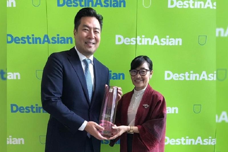 曼谷被DestinAsian的讀者們評選為2020最佳城市