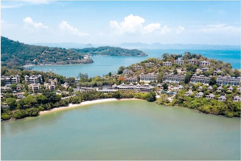 充滿悠閒渡假氛圍的迷人小島 - 席里島