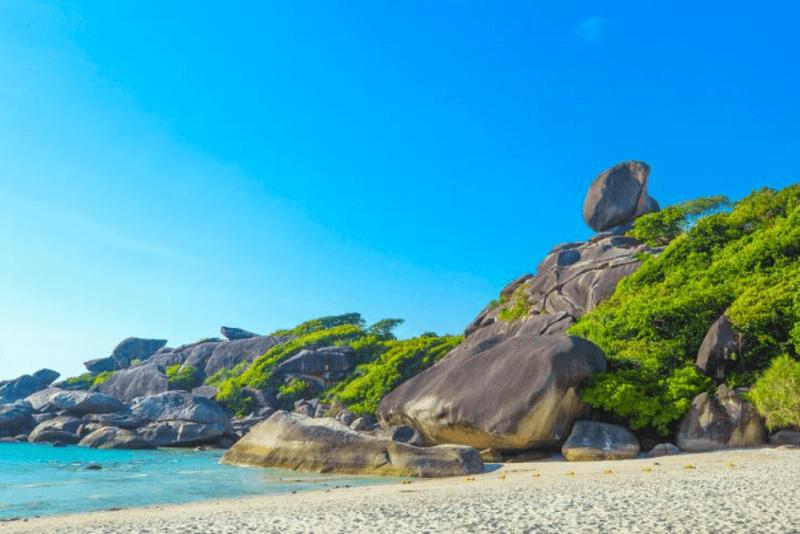 """最知名的海洋國家公園""""斯米蘭"""":世界各地潛水者們的天堂"""