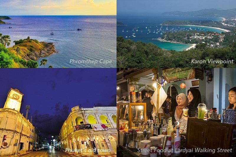 泰國觀光局普吉島辦事處民調: 一旦COVID-19限制取消之後,大多數人想要造訪普吉島
