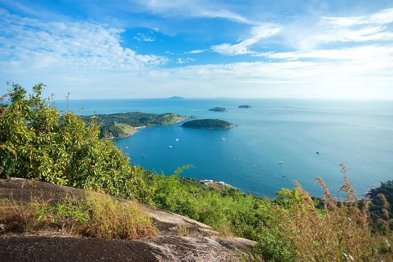 普吉島的最佳觀景區