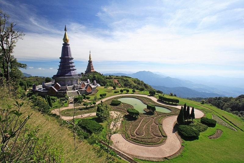 茵他儂山-清邁觀光旅遊及國家公園