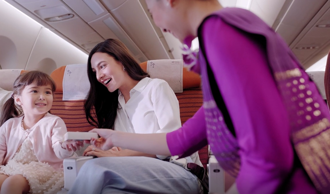泰國航空宣傳影片