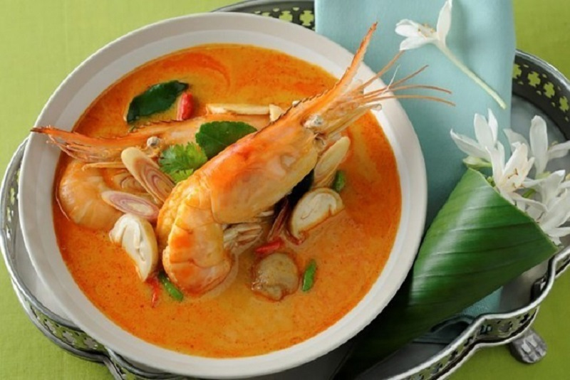 """CNN Travel將泰國馬薩曼咖哩列為 """"世界50種最佳料理"""" 榜的第1名"""
