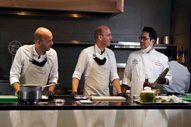 米其林主廚教你製作出美味的泰式料理 EP 2