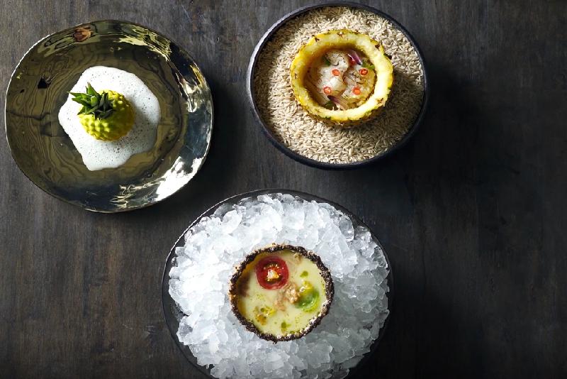 米其林主廚教你製作出美味的泰式料理 EP 3