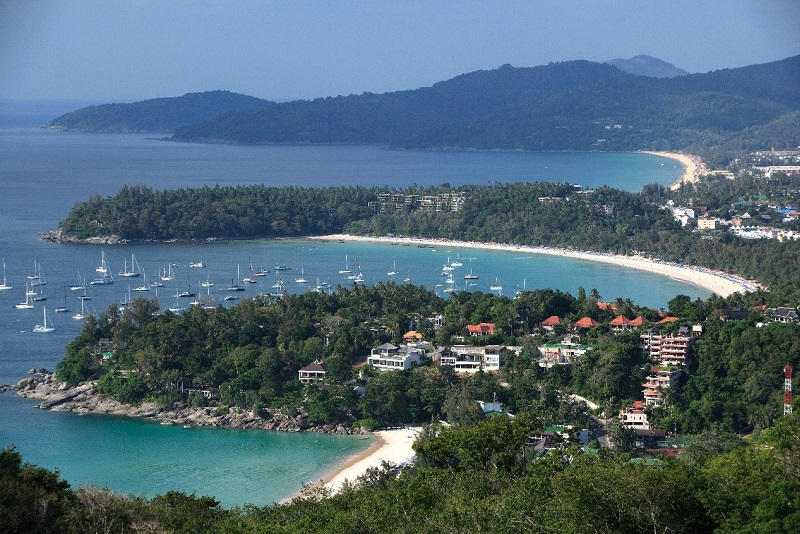 普吉島最佳觀景點推薦