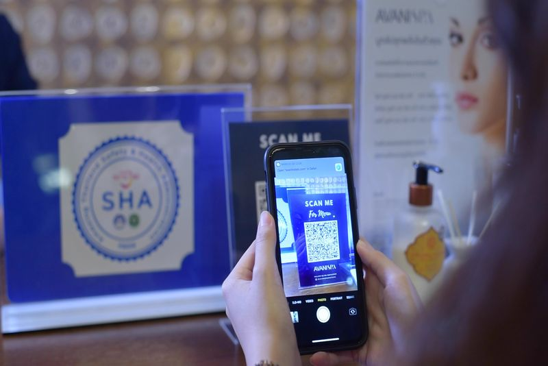 防疫新生活 EP 19 SHA x Safe Travels Stamp