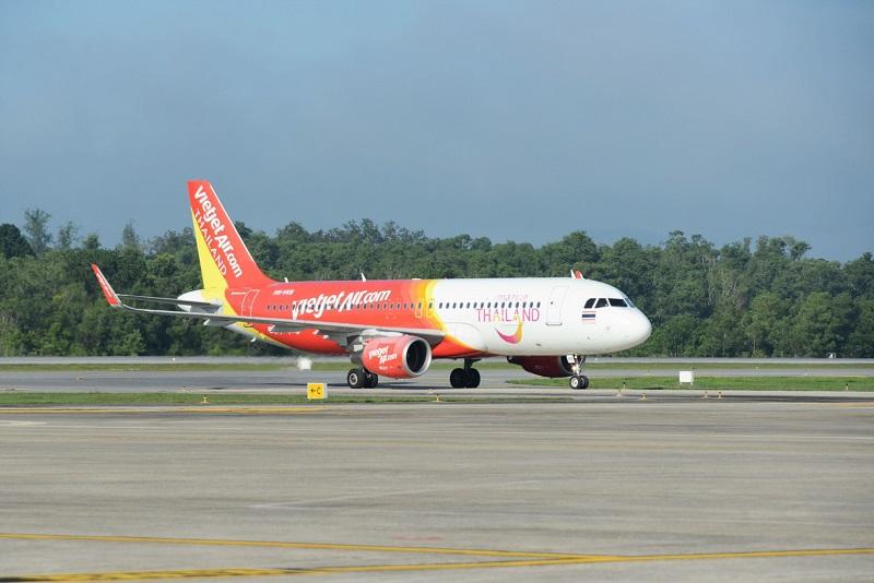 搭乘越捷航空探索泰國 台北-普吉 航班資訊