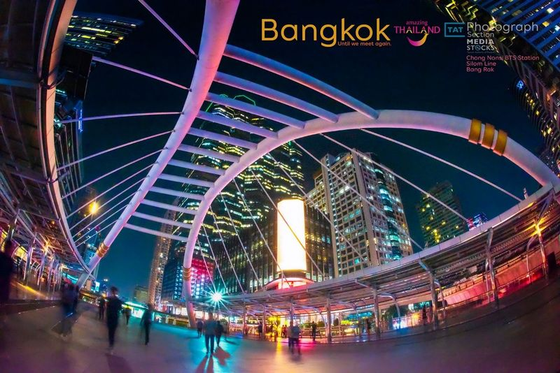 泰國4階段開放 曼谷、清邁、芭達雅、華欣11月重啟觀光
