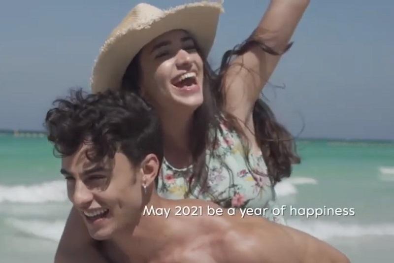 泰國觀光局祝福大家在2021嶄新的一年,幸福平安、身體健康、充滿歡笑、新年快樂!