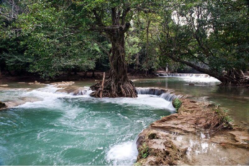 泰國觀光局公布在泰國新設立的五座國家公園