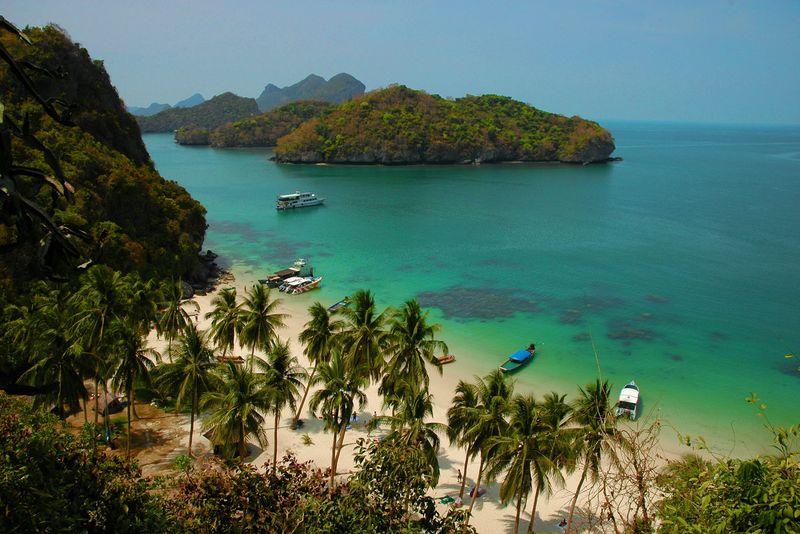 泰國觀光局最新更新:蘇叻他尼府下令包括蘇梅島和帕安島在內的飯店關閉