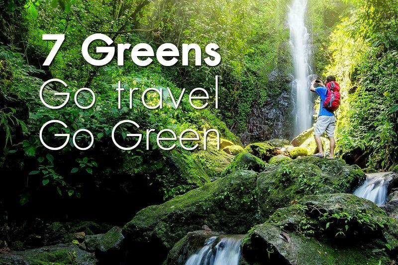 泰國觀光局推出「綠色旅遊單點菜單」來鼓勵綠色環保觀光