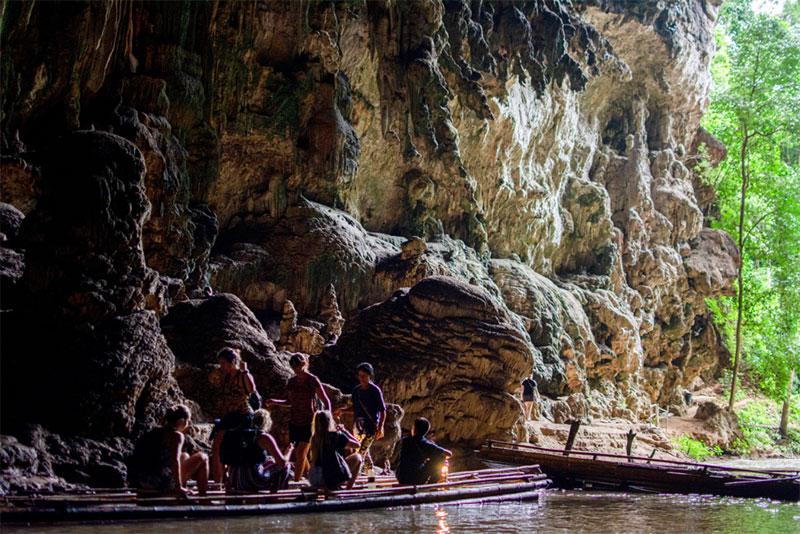 湄宏順府的4個自然觀光景點